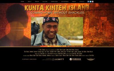 Fresh Site! – Kunta Kinteh Island