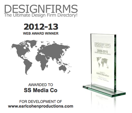 We Won Two 2012-13 Web Design Awards!