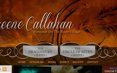 Fresh Site! – Coreene Callahan
