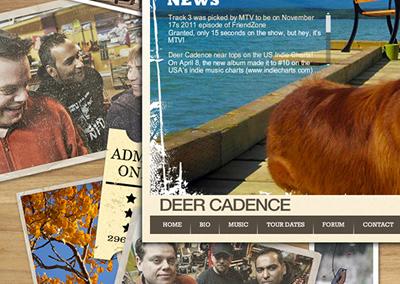 Deer Cadence
