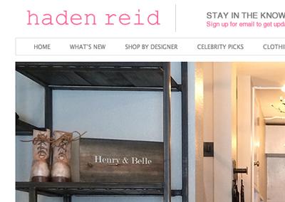 Haden Reid Boutique