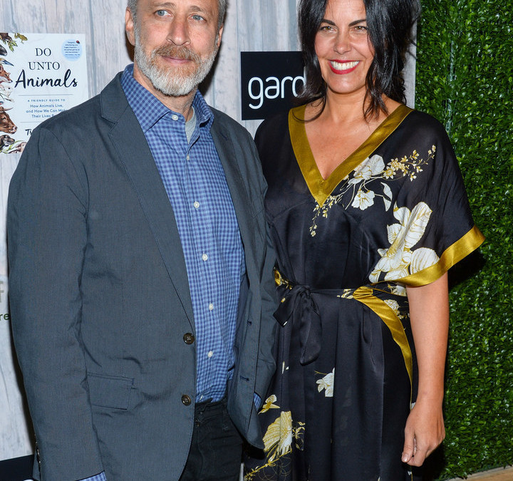 Jon Stewart And His Wife Start Sanctuary For Abused Farm Animals