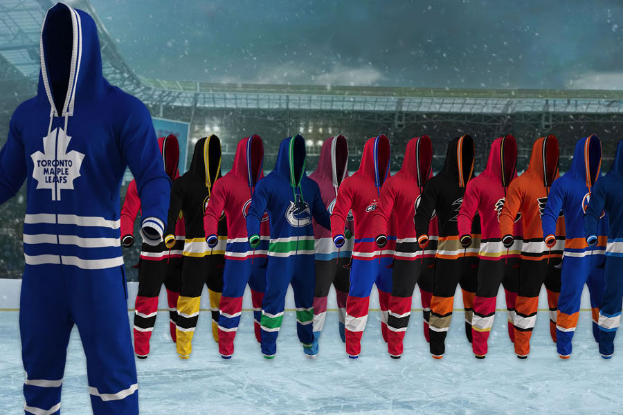 Who Wants a NHL Onesie?