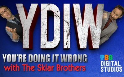 Extending the Life of Your Phone | YDIW with The Sklar Brothers