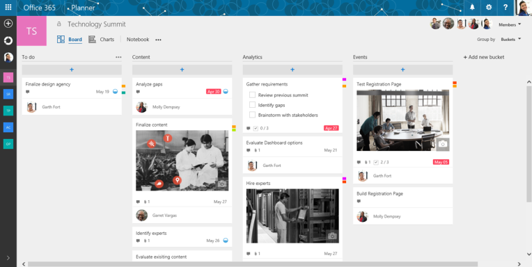Microsoft officially launches Planner, its Trello competitor