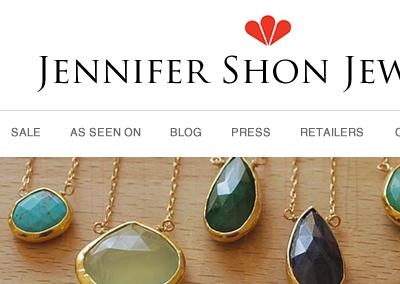 Jennifer Shon Jewelry