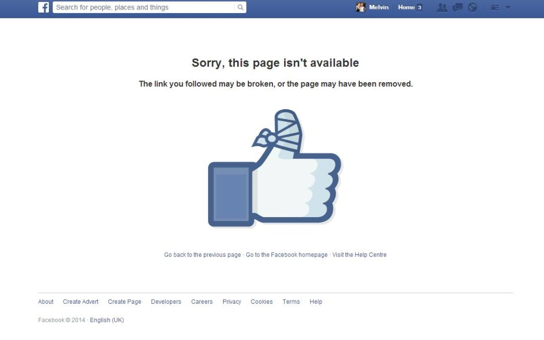Best Animated Gifs of #FacebookDown