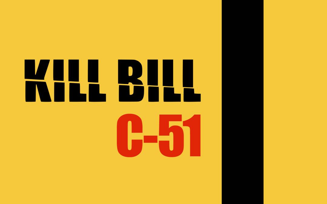 Kill Bill C-51 – Harper's Secret Police Bill | OpenMedia