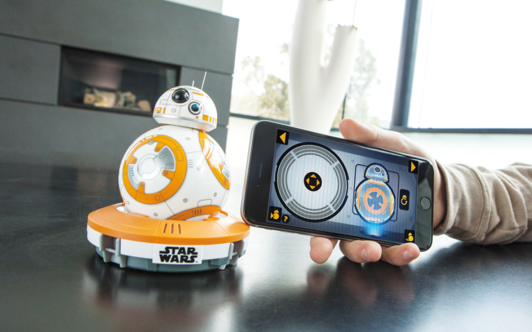 This is the Droid You're Looking For | Star Wars BB-8 by Sphero