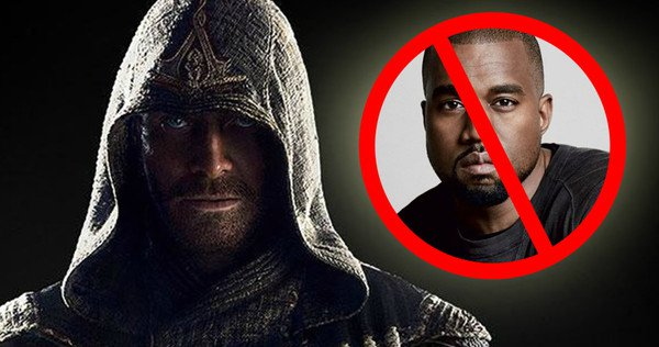Fans Remove Kanye West from the Assassin's Creed Movie Trailer – CraveOnline
